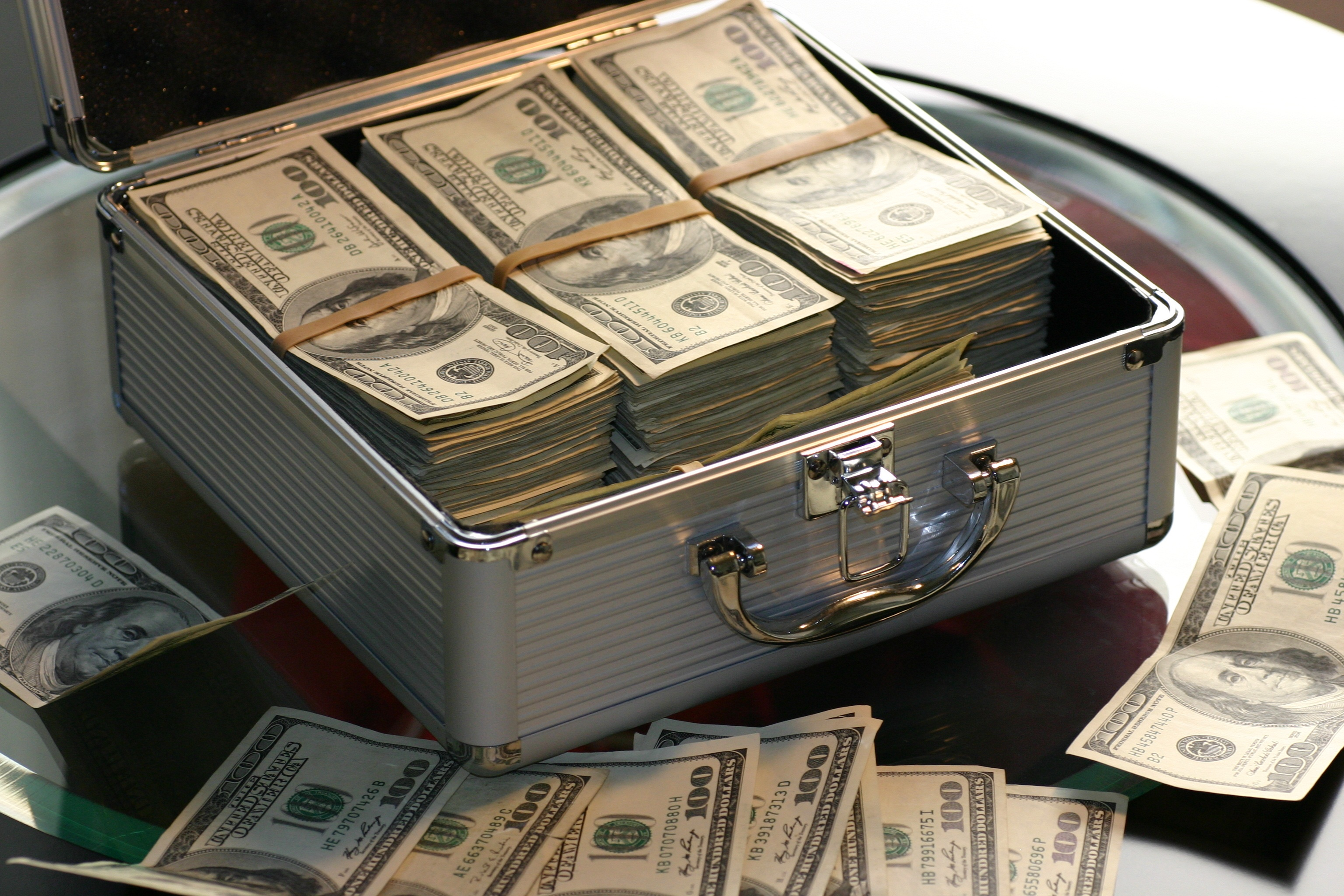 Money Laundering Charges & Penalties